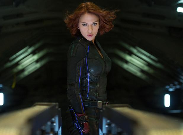 Скарлет Йохансон в Avengers Age of Ultron
