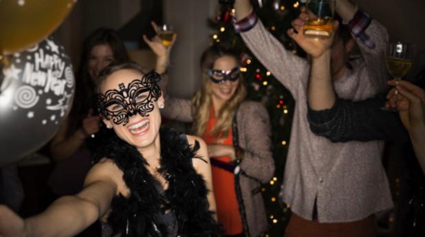 новогодишно парти