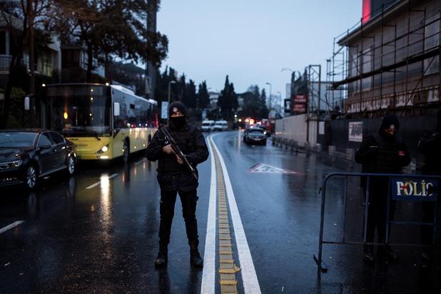 Атентат в нощен клуб в Истанбул