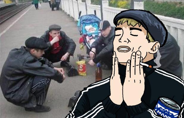 клекнали славяни
