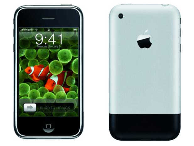 оригиналният iphone 2007
