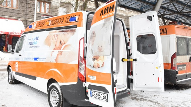 линейка за недоносени бебета