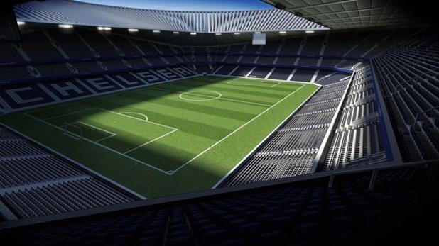 челси, нов стадион