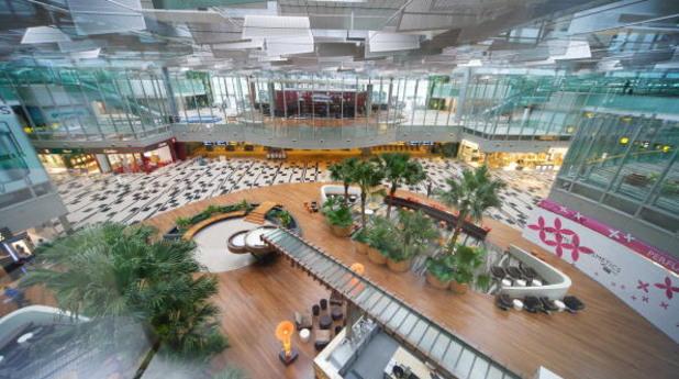 най-добрите летища - сингапур