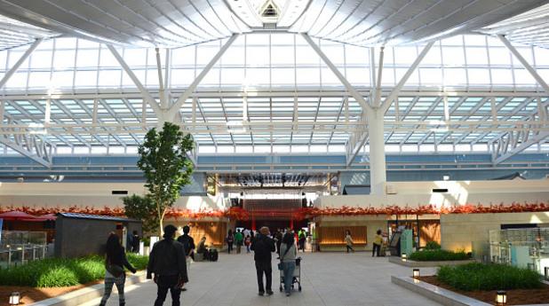 Международно летище Токио Ханеда, Япония