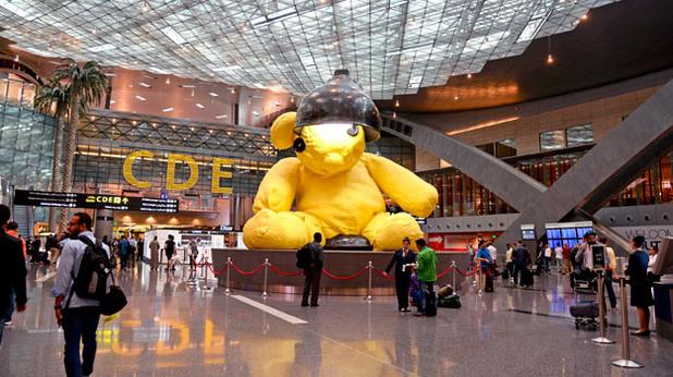 летище катар