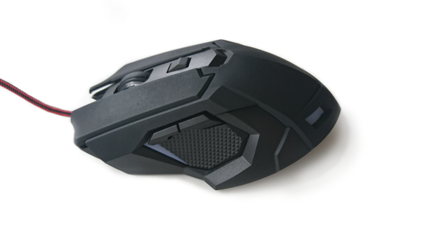 4D TB Video Game Mouse