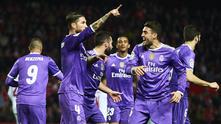 Севиля - Реал Мадрид 3:3