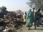 Нигерия - въздушно нападение