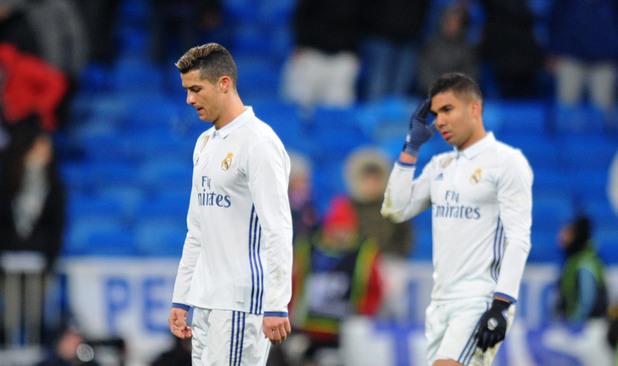 Реал Мадрид - Селта 1:2