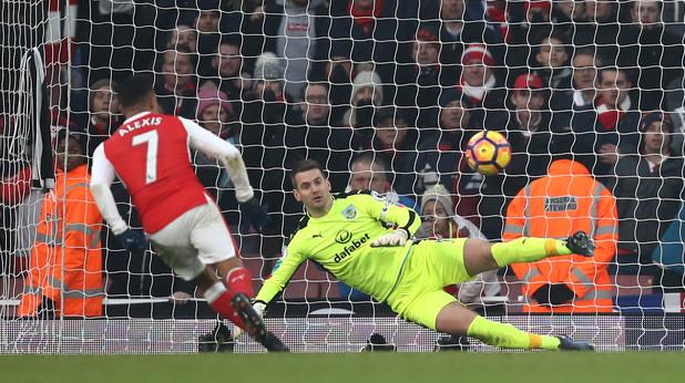 Арсенал - Бърнли 2:1