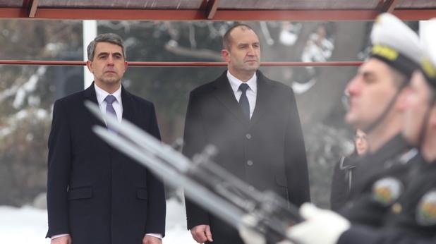 Встъпване в длъжност на президента Румен Радев