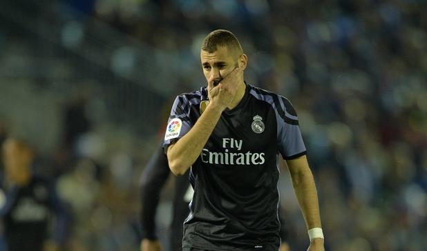 Селта - Реал Мадрид 2:2