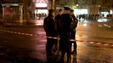 полиция в париж