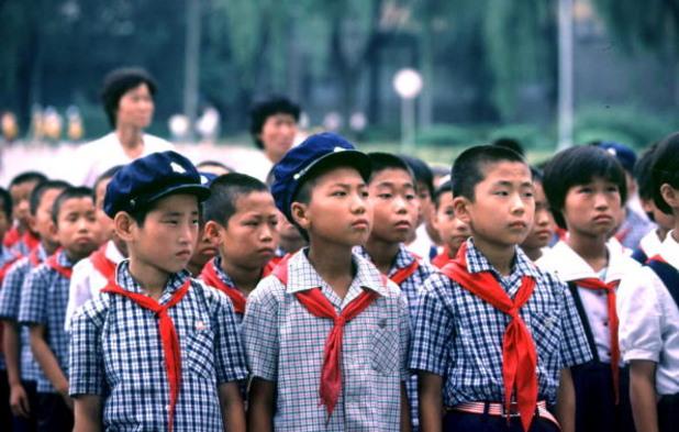 деца в северна корея