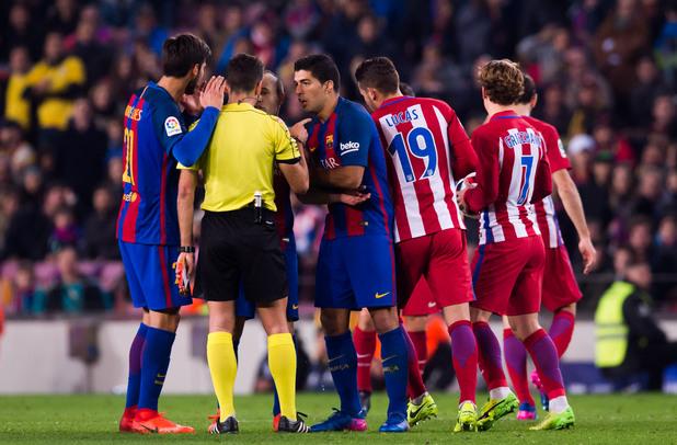 Барселона - Атлетико 1:1