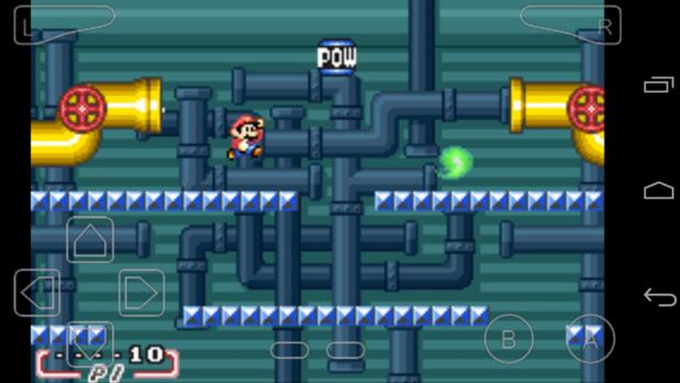 Super Mario for Game Boy Advance