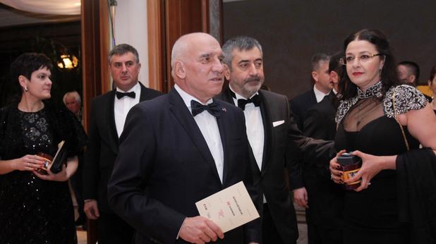 Виенски благотворителен бал 2017 - Левон Хампарцумян