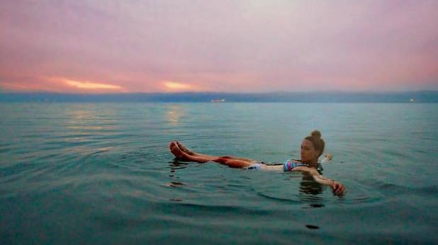 йордания, мъртво море