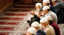 мюсюлмани в джамия