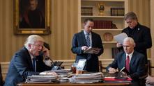 Екипът на Доналд Тръмп
