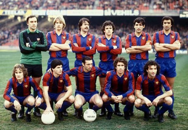 барса  1980/81