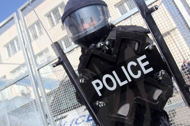 полиция, мвр