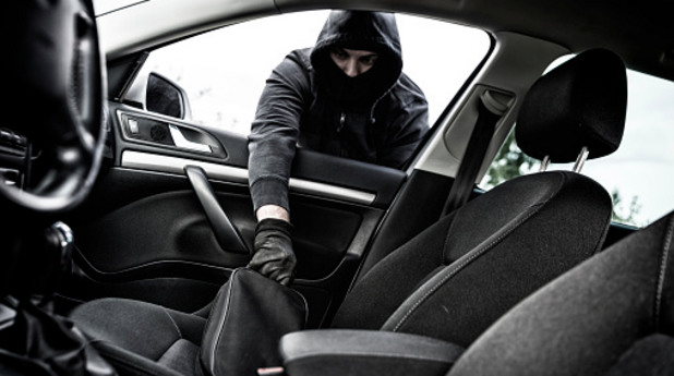 Открадната кола