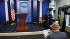 журналисти в Белия дом