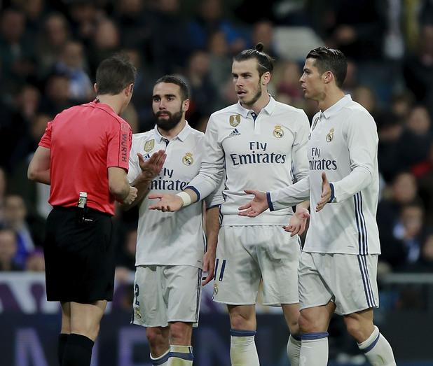 Реал Мадрид - Лас Палмас 3:3