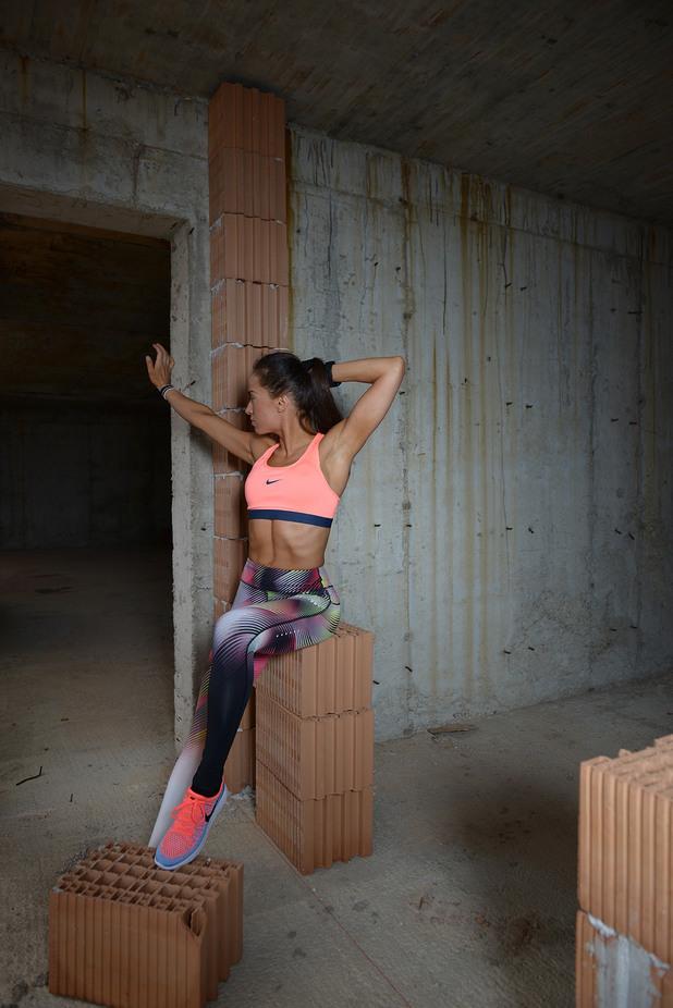 Nike lunar pro, Алиса Белоусова