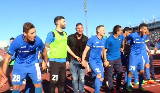 Левски - ЦСКА 2:1