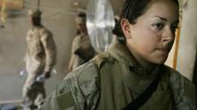 Жени морски пехотинци