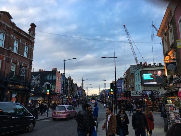 кемдън, лондон