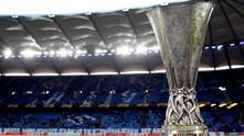 лига европа, трофей