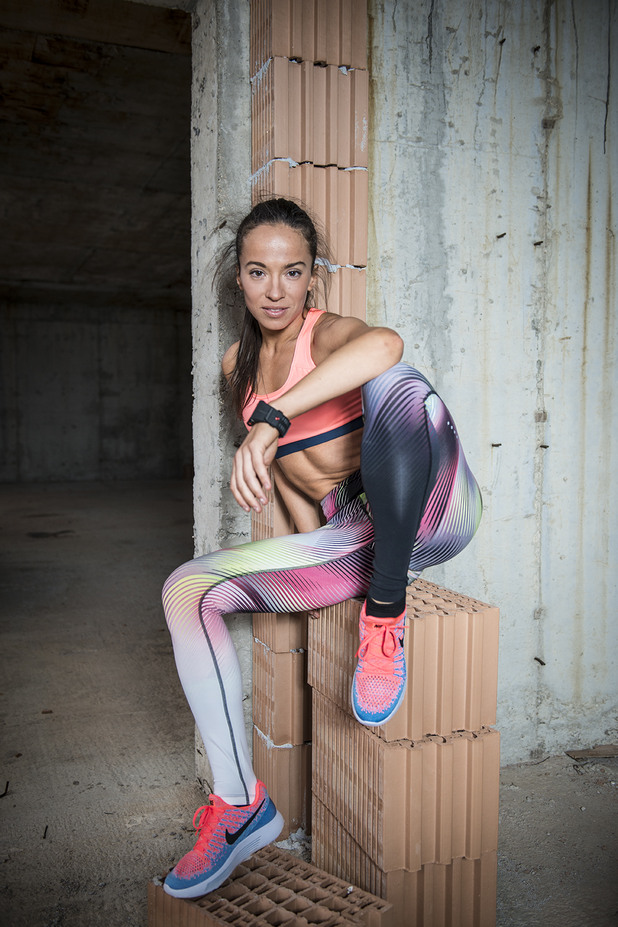 Алиса Белоусова, Nike Run Club, Nike Air Max