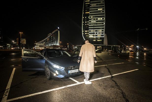 DJ Мартен, Мартен Роберто Лепоев, Hyundai i30