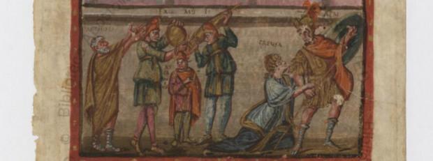 folio 22 recto, ватикана