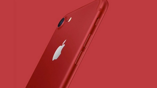 product(red) iphone 7