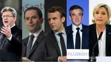 франция - кандидати за президентските избори