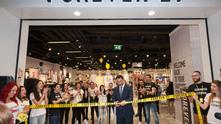 Откриване на магазина на Forever 21 в мол Сердика