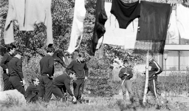 България – Холандия 2:0, 26 ноември 1968 г.,