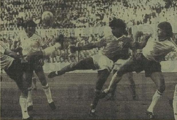Холандия – България 1:2, 24 май 1988 г.,