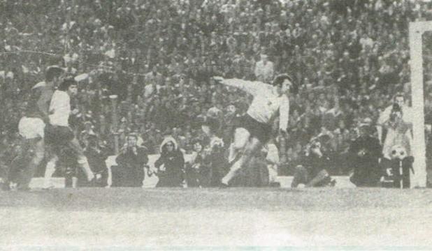 ЦСКА – Аякс 2:0, 7 ноември 1973 г.