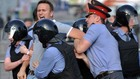 арест на Алексей Навални в Москва