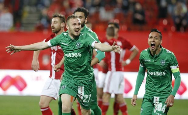 ЦСКА-София - Лудогорец 0:2