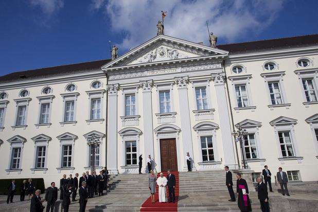 дворецът белвю