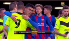 Барселона Б - Елденсе 12:0