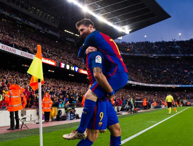 Барселона - Севиля 3:0