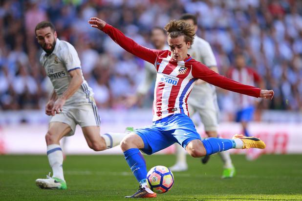 Реал Мадрид - Атлетико Мадрид 1:1